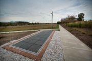 Учени разработиха тротоарни слънчеви панели