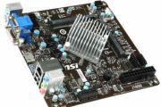 MSI J1800i: евтина дънна платка с вграден процесор Intel Celeron J1800 (Bay Trail)