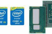 Техническите параметри на процесорите Intel Skylake-Y