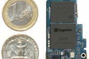 Китайски миникомпютър с размер на монета